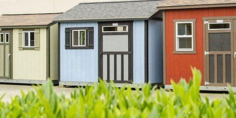 Tuff Shed to host Virtual Open House for the Tallahassee area! tickets