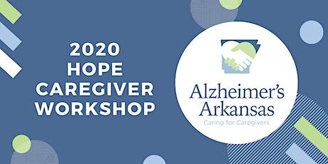 Little Rock Hope Caregiver Workshop tickets