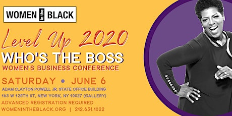 Who's The Boss - Sponsorship Packages tickets