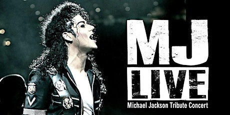 POSTPONED to Sept 25: MJ Live tickets
