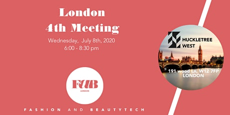 4th - Fashion & BeautyTech - London tickets