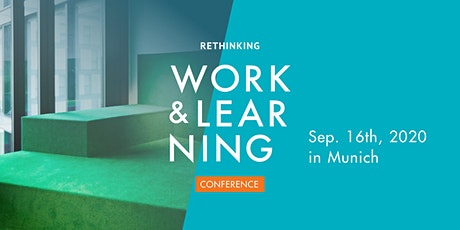 Rethinking Work & Learning Conference tickets