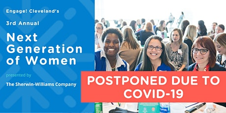 POSTPONED: Engage! Cleveland's 3rd Annual Next Generation of Women tickets