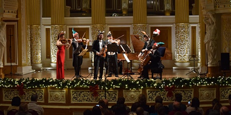 VIENNESE CHRISTMAS by Candlelight - Fri 4th December, Edinburgh tickets