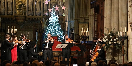 VIENNESE CHRISTMAS by Candlelight - Thu 10th December, Edinburgh tickets