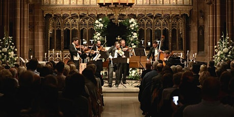 Romantic Viennese Waltzes by Candlelight - Sun 9th May, Manchester tickets