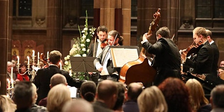 Vivaldi's Four Seasons by Candlelight - Fri  16th April, Coventry tickets