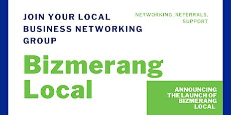 Bizmerang Belfast April Networking meeting tickets