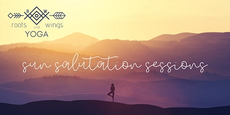 Virtual Sun Salutation Sessions tickets