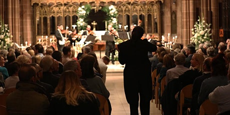 VIENNESE CHRISTMAS by Candlelight - Fri 18th December, Derby tickets