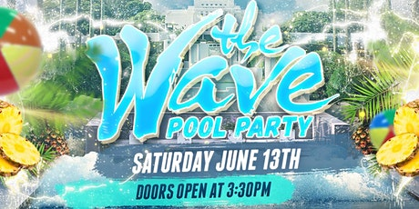 The Wave Pool Party 2020 tickets