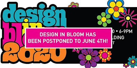 Design in Bloom 2020 tickets