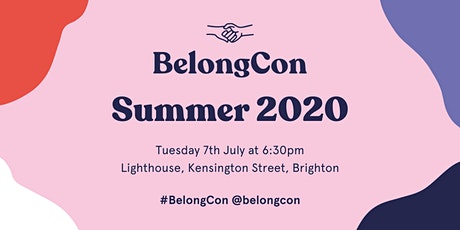 BelongCon Summer 2020 tickets