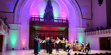 BAROQUE CHRISTMAS by Candlelight - Sat 19th December, Southwark Cathedral tickets