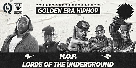 Lords Of The Underground & M.O.P Live in Amsterdam tickets