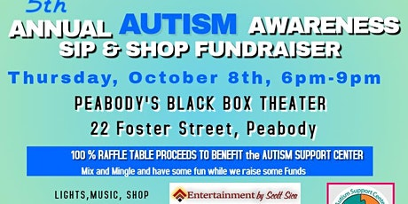 5th Annual Autism Awareness Fundraiser Party- New Date tickets