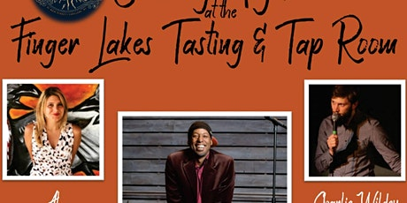Comedy Night at the Finger Lakes Tasting and Tap Room tickets