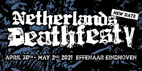 Netherlands Deathfest V tickets