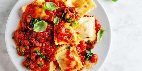 Handmade Italian Ravioli - Cooking Class by Classpop!™ tickets