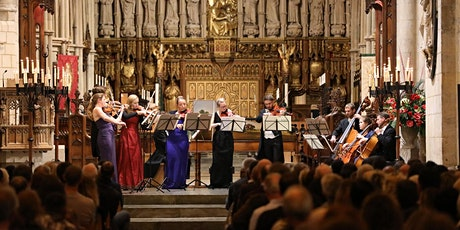 VIENNESE CHRISTMAS by Candlelight - Sun 20th December, Liverpool tickets