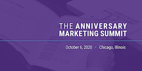 The Anniversary Marketing Summit 2020 tickets