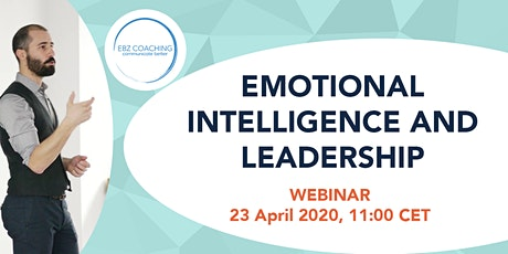 Emotional Intelligence and Leadership: what why and how tickets