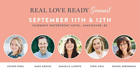 Real Love Ready - Platinum Ticket (September 11th and 12th) tickets