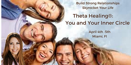 Theta Healing®: You and Your Inner Circle tickets