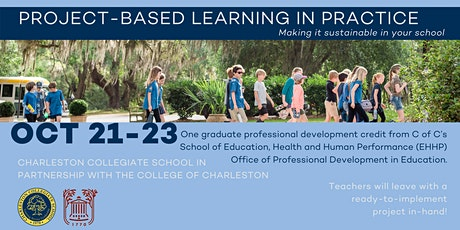 Project-based Learning in Practice: Making it Sustainable in Your School tickets
