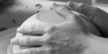 Pottery - Hand Building & Throwing - Beginners Stage 1 with Alys Brooker tickets