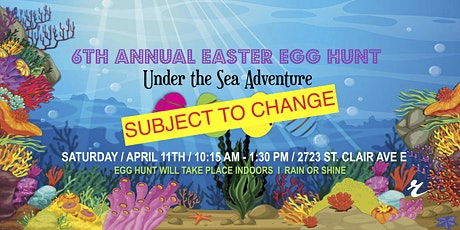 6th Annual Easter Egg Hunt tickets