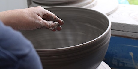 Pottery – Hand building & Throwing – Project Lead with Verran Townsend tickets