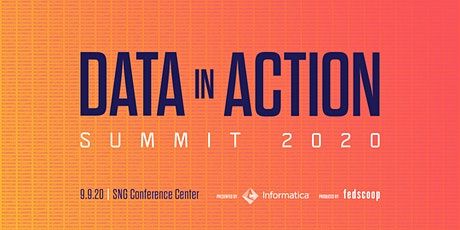 Data in Action Summit 2020 tickets