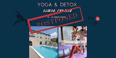 Yoga & Detox in Istria, Croatia tickets