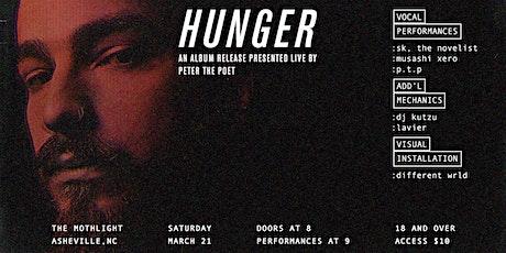 P.T.P - 'Hunger' - Album Release Show tickets