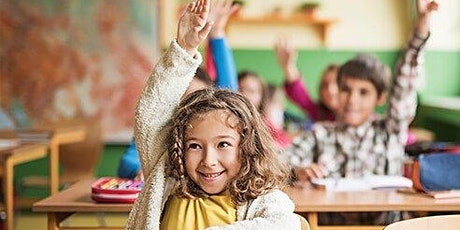 ABC and 123 - All you need as your child with a disability enters school tickets
