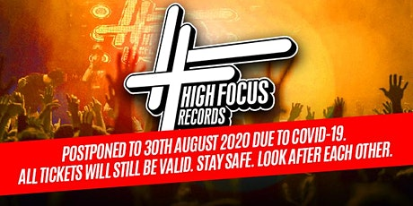[RESCHEDULED] 10 Years of High Focus Records tickets