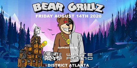 BEAR GRILLZ | Friday December 18th  2020 | District Atlanta tickets