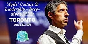 """Agile"" Culture & Leadership - Deep-dive (CAL2) in..."