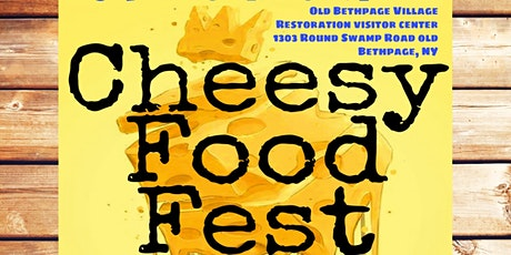 Cheesy Food Fest tentative date tickets