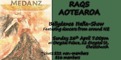 Raqs Aotearoa tickets