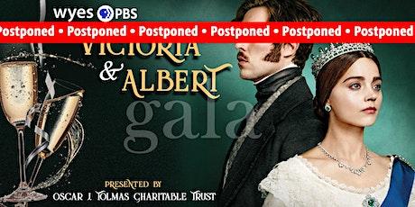 "WYES ""Victoria & Albert"" Gala presented by Oscar J. Tolmas Charitable Trust tickets"