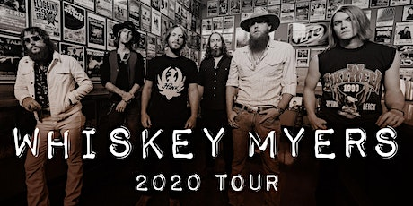 Whiskey Myers tickets