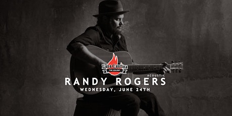 Randy Rogers Acoustic Performance tickets