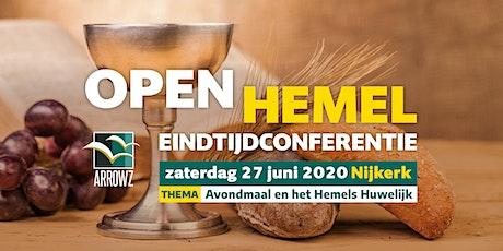Open Hemel Eindtijdconferentie - juni 2020 tickets