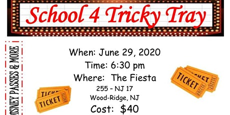 School 4 Tricky Tray Extravaganza tickets
