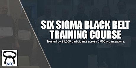 Six Sigma Black Belt Training Course tickets
