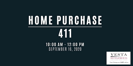 Home Purchase 411 tickets