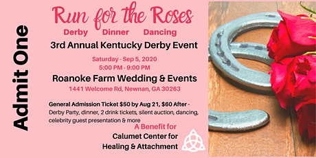 Run for the Roses - 3rd Annual Kentucky Derby Even tickets