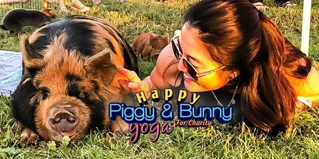 Happy Piggy & Bunny Yoga-For Charity at Panther Island Brewing tickets